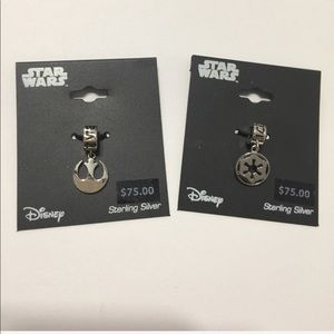 Bundle 2 Star Wars Charms